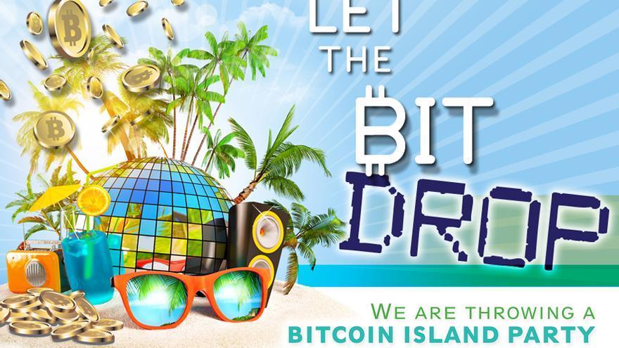 'Let the bit drop' nace para educar en la cultura del Bitcoin a los ciudadanos