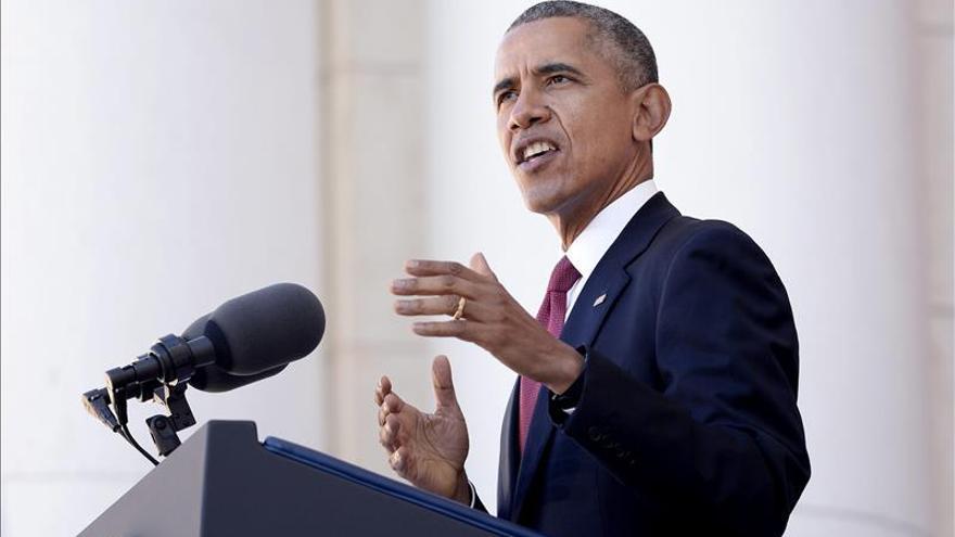 """Obama elimina sanciones a Liberia por el """"enorme progreso"""" desde la guerra civil"""