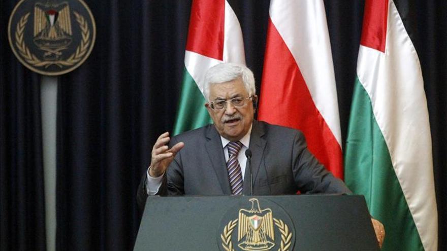 Abás analiza con el jefe del Ejército egipcio la reconciliación palestina