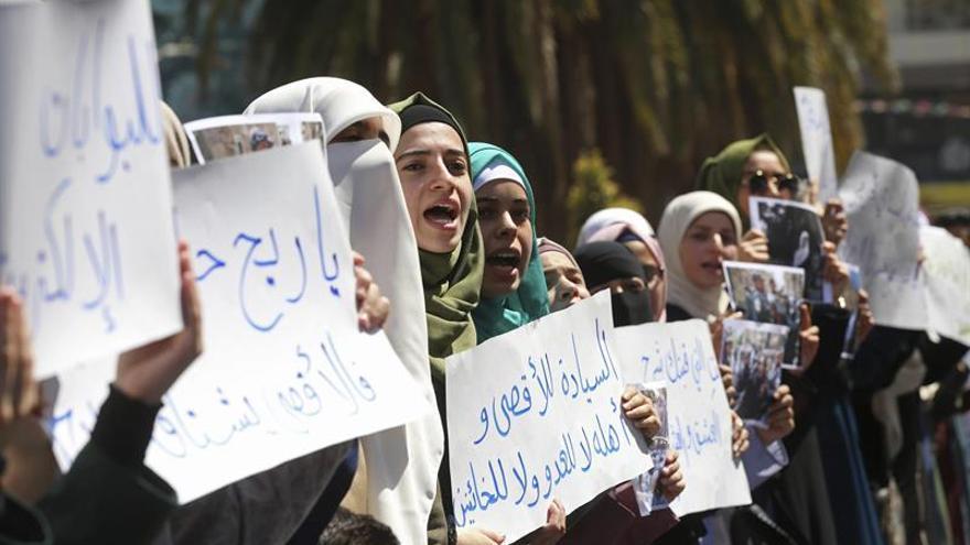 Se mantiene la tensión en torno a Al Aqsa con incidentes menores