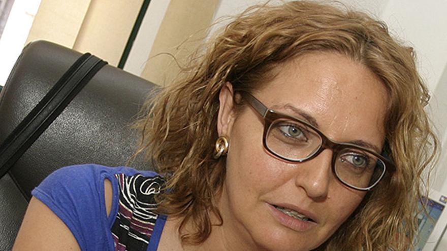 Clara María Pérez, concejala de Servicios Sociales del Ayuntamiento de Arona.