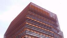 Sede de la CNMC en Barcelona. Foto: Cc Zarateman / Wikipedia