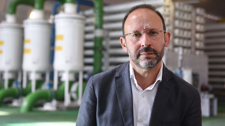 Hernán Tejera, secretario general de Asaga Canarias
