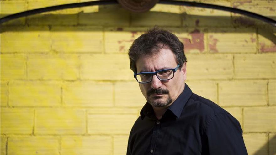 """Albert Sánchez Piñol: """"Me gustaría que hubiera diez volúmenes de 'Victus'"""""""