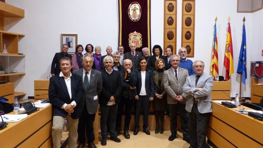 """El CVC guarda un minuto de silencio por Rita Barberá y reconoce el """"tratamiento exquisito"""" del actual Ayuntamiento"""