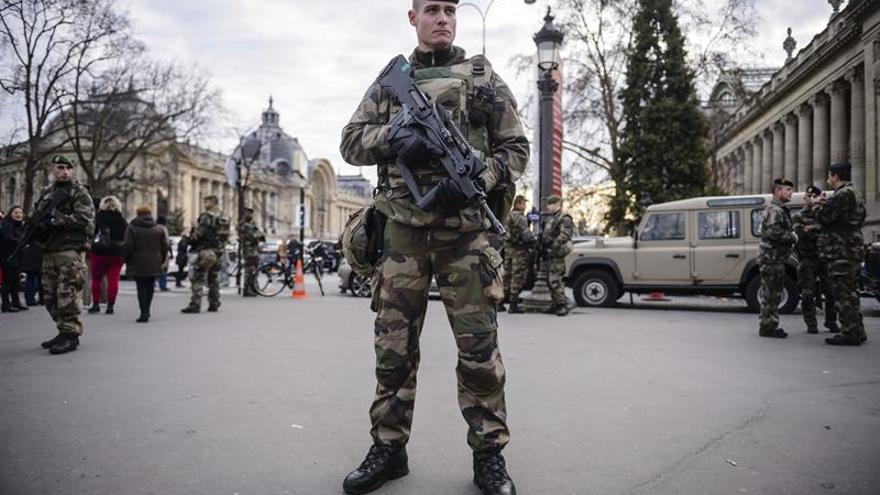 Prolongada excepcionalmente en Francia la detención de 5 supuestos yihadistas