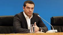 """Tsipras: """"Syrizaha pasado de partido protesta a gobernar en el momento más difícil de nuestra historia desde la dictadura"""""""