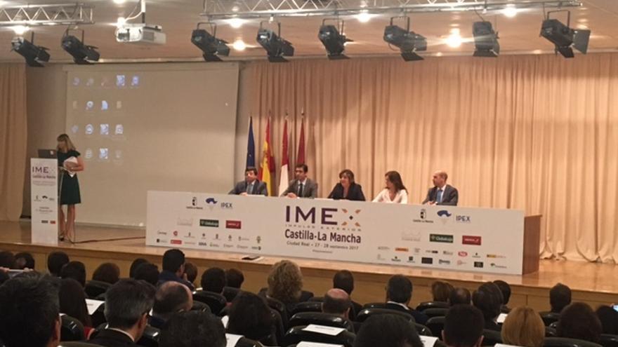Inauguración del IMEX FOTO: Teresa Sánchez