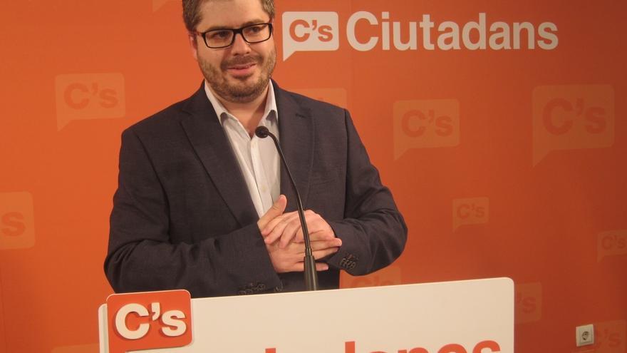 Fran Hervías, Secretario de Organización de 'Ciudadanos'