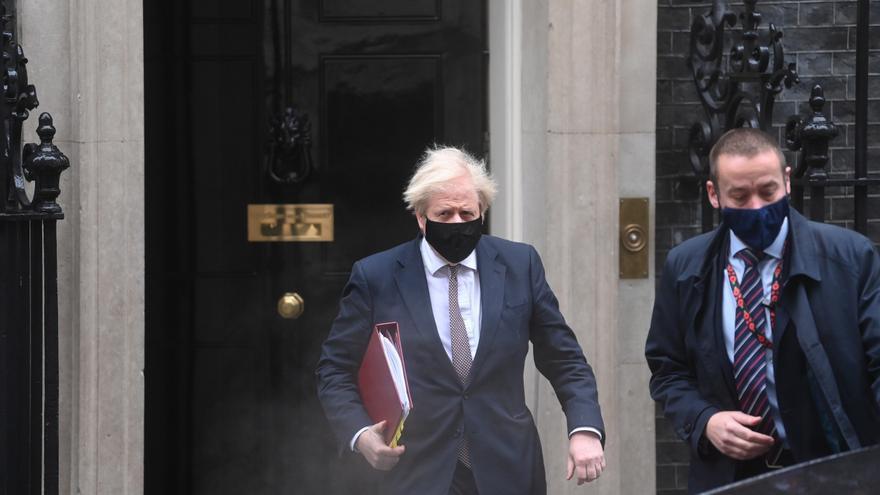 El Reino Unido registra 1.564 muertos, la máxima cifra de la pandemia