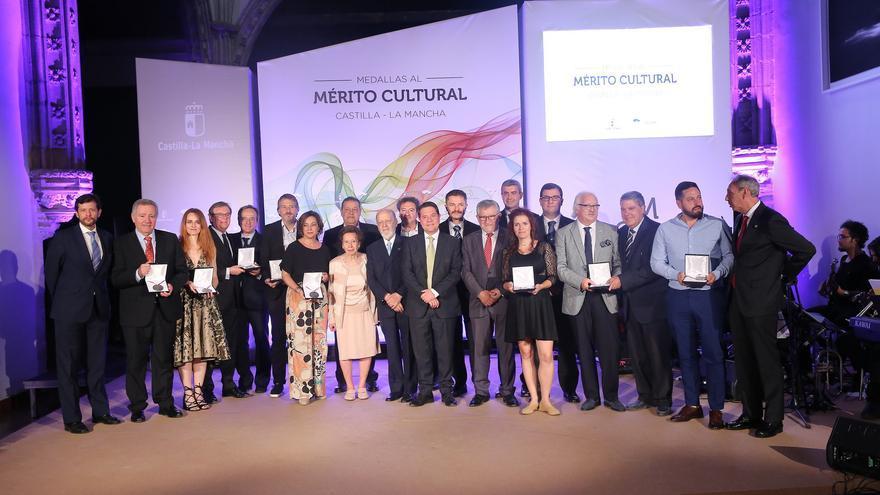 Medallas a la Cultura Castilla-La Mancha 2017