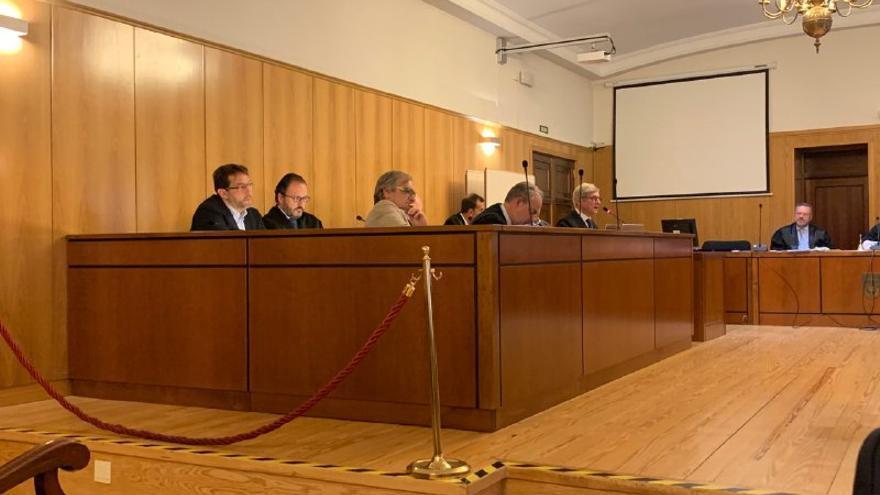 El concejal de Urbanismo en el Ayuntamiento de Valladolid entre 2003 y 2007, José Antonio García de Coca.