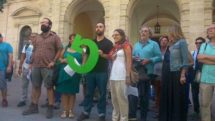IU-CA convocará sus asambleas de distrito después de Semana Santa para decidir sobre Ganemos Sevilla Sí Puede
