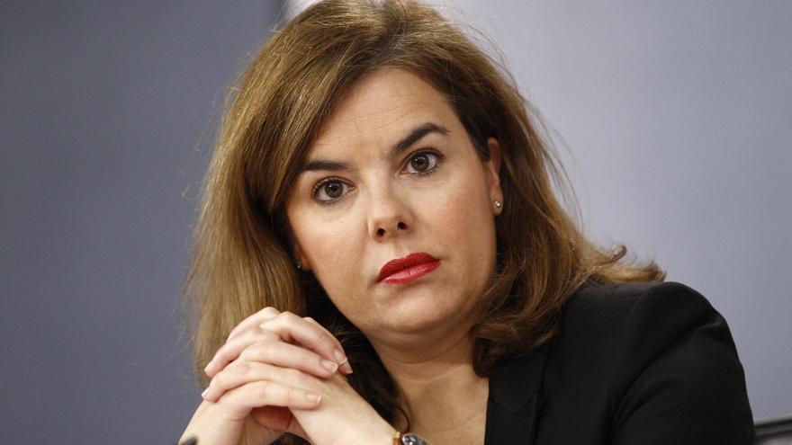 Santamaría analiza mañana en Zaragoza con todos los delegados del Gobierno los daños causados por el temporal