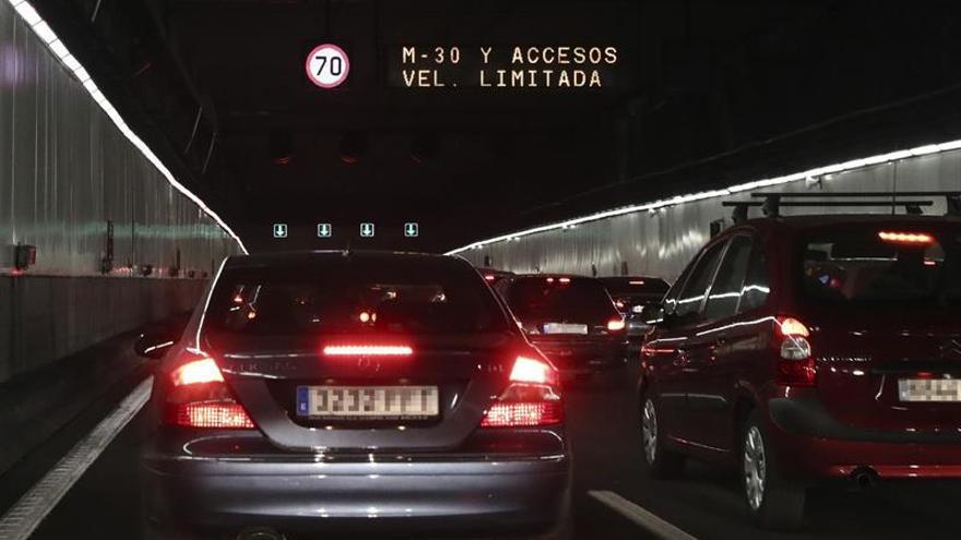 El Ayuntamiento de Madrid mantiene para mañana las restricciones de tráfico
