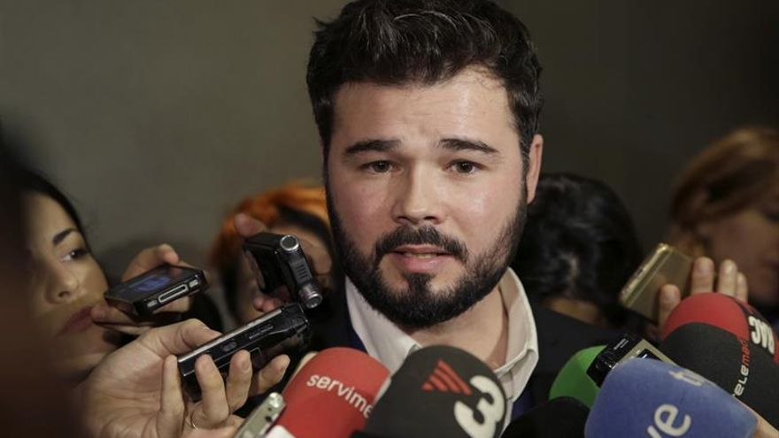 ERC se alía con Podemos: Felipe González representa la putrefacción del PSOE