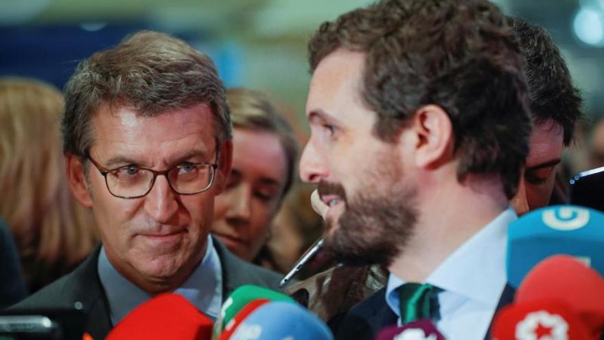 Casado reitera que Sánchez no debe reunirse con Torra porque no es presidente