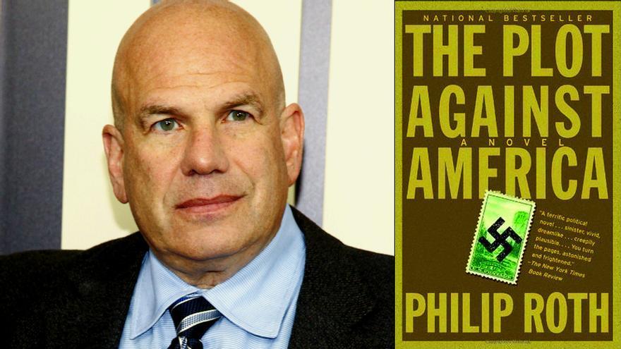 La conjura contra América de Philip Roth tendrá su adaptación televisiva a cargo de David Simon