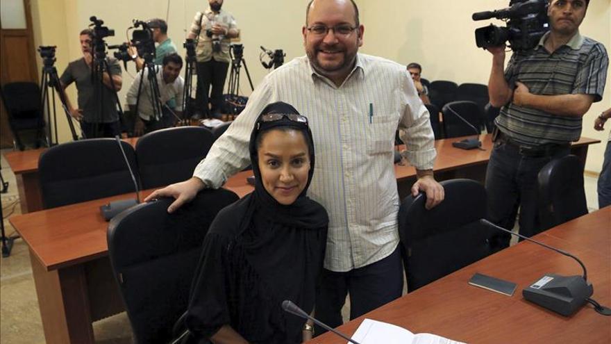Irán confirma la condena a prisión por espionaje a un periodista del Washington Post