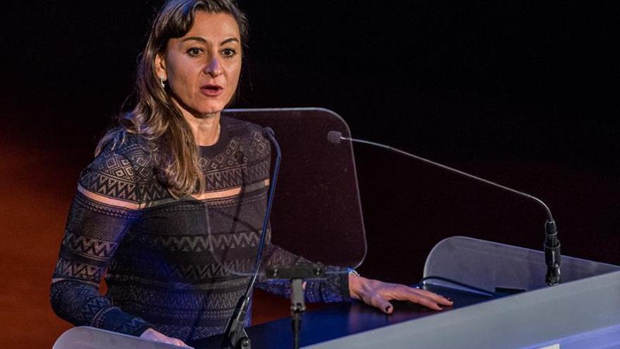 En la imagen, la fotoperiodista Lynsey Addario, que ha sufrido, junto a otros periodistas, espionaje por parte del ejército colombiano.