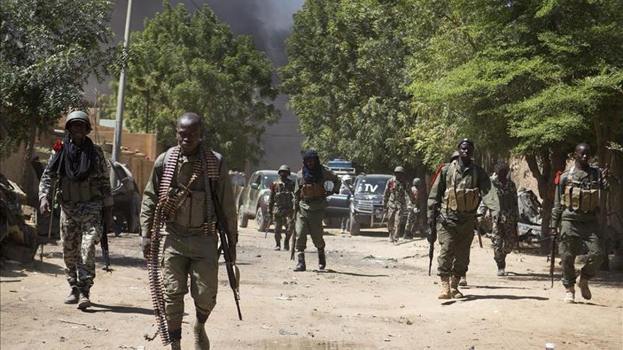 Dos cascos azules de la ONU gravemente heridos por una mina en Mali