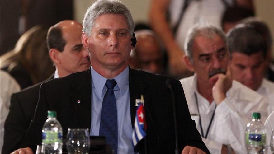 Vicepresidente cubano cree que impedir la difusión de información es una quimera