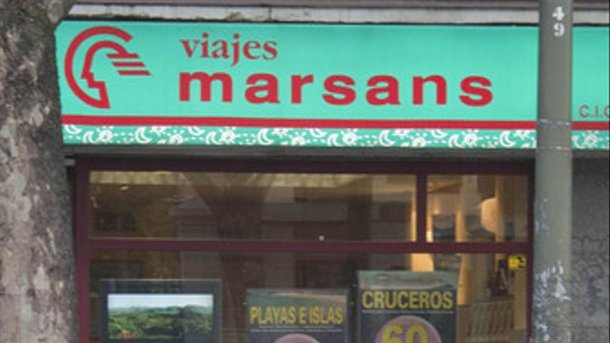 Viajes Marsans.