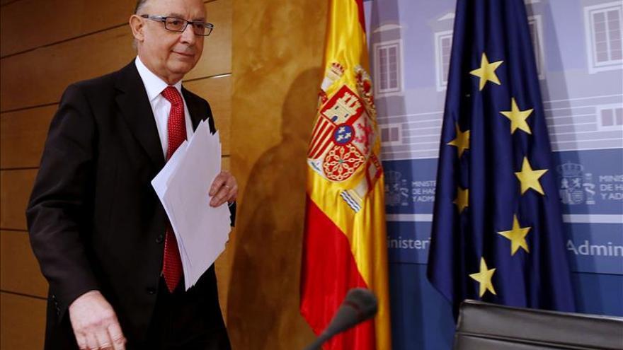 """Montoro dice a Mas que es """"ilegal"""" destinar dinero del FLA a la independencia"""