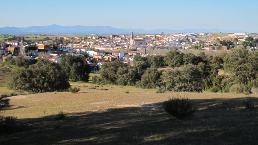 Méntrida, el municipio toledano productor de vinos que se resiste al 'boom' fotovoltaico