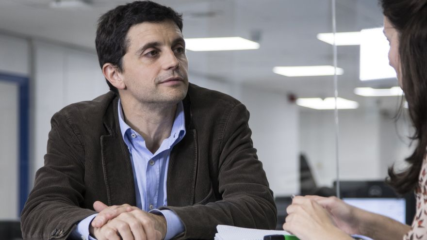 Borja Suárez también es miembro de Economistas frente a la Crisis.
