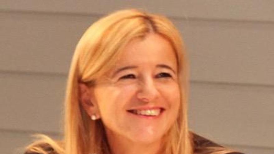 La diputada de Empleo, Inclusión Social e Igualdad de Bizkaia, Teresa Laespada.