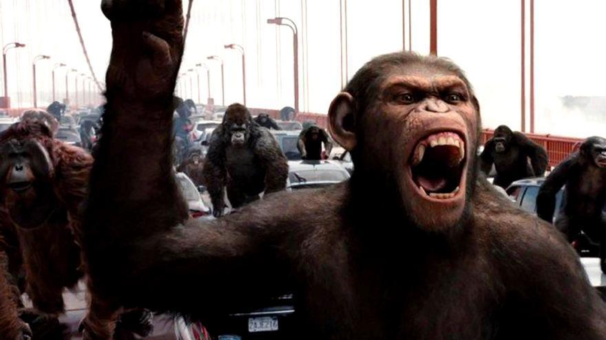 FDF se apunta un buen dato con el tirón del planeta de los simios