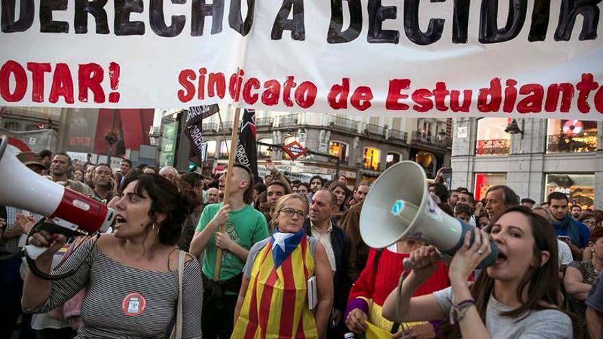 La Coordinadora 25S prepara una concentración el 1-O en Madrid