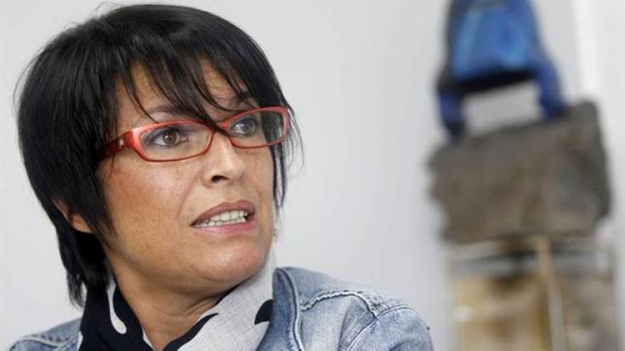 Elena Máñez, delegada del Gobierno español en Canarias, en una imagen de archivo