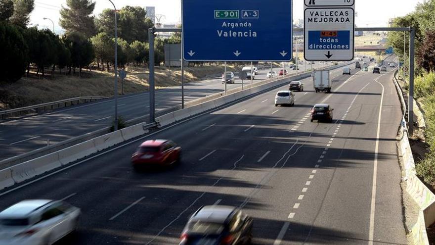 Ninguna víctima mortal en las carreteras desde el inicio del Puente del Pilar