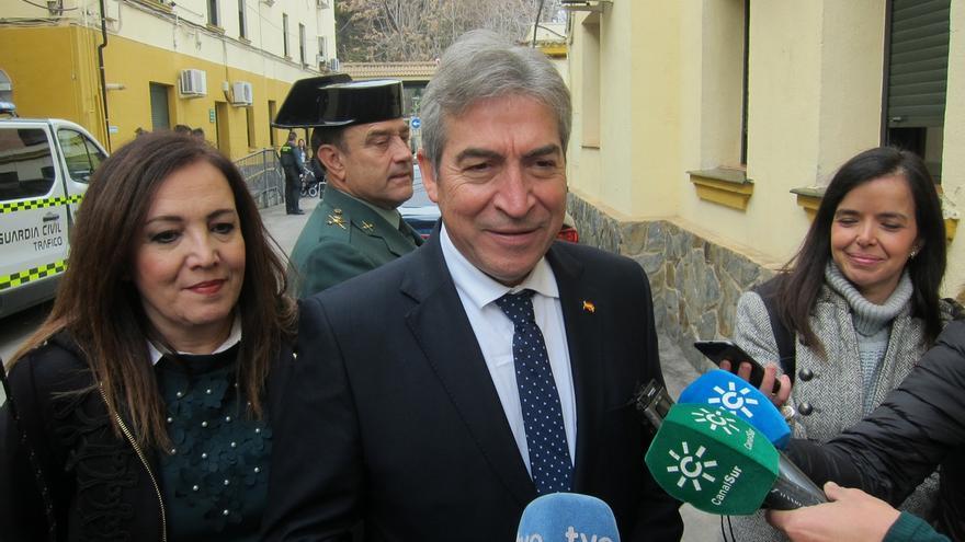 """Lucrecio Fernández: """"Lo mejor que podría pasarle a la democracia es  que la actividad política de Vox desapareciera"""""""