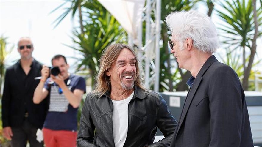 Cannes se vuelve rockero de la mano de Iggy Pop