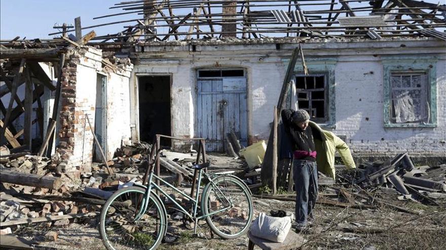 El mando ucraniano denuncia violaciones al alto el fuego por los prorrusos