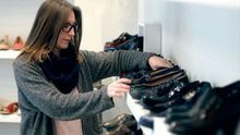 Cristina Bachiller, de Vía Roma. Foto: Saúl García