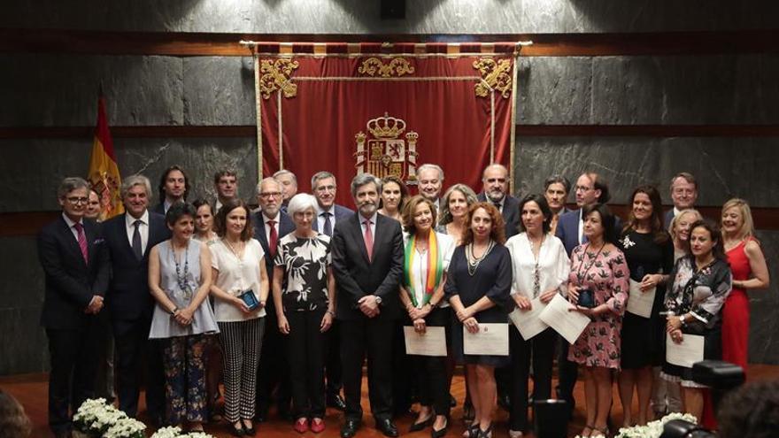 Juzgados de Oviedo, Alicante y Córdoba reciben el premio a la calidad de la Justicia