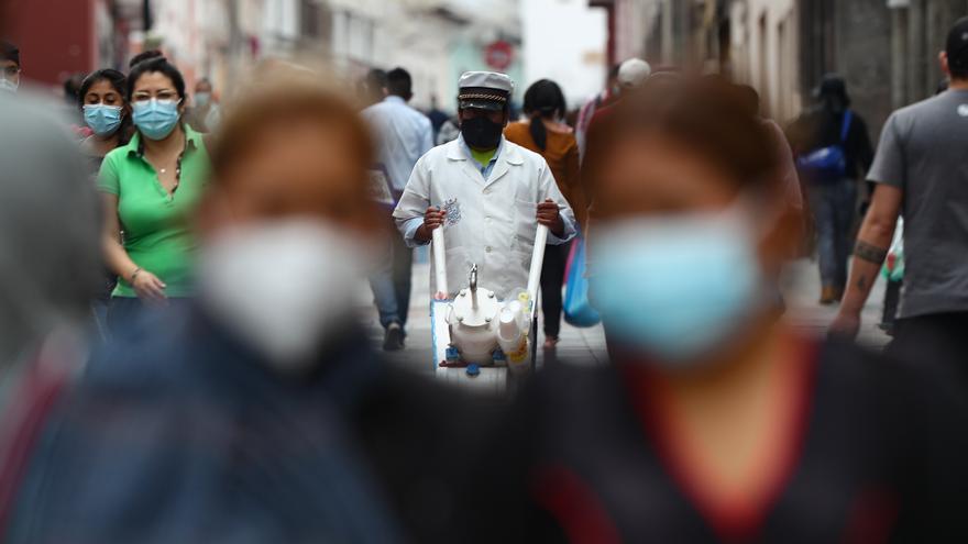 Ecuador suma 2.468 nuevos casos y acumula 470.882 positivos por covid-19