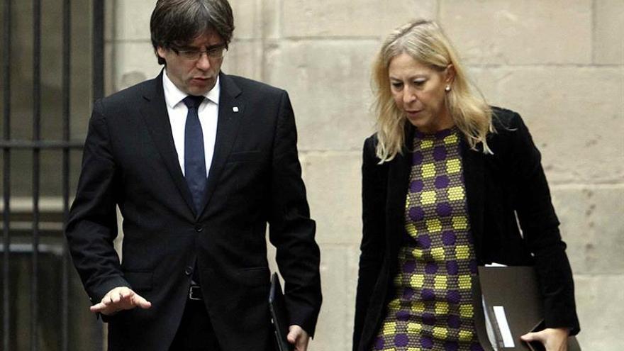 """Neus Munté pide a la CUP que no caiga en las """"trampas"""" del Gobierno"""