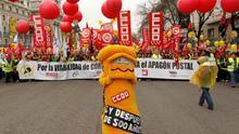 Los sindicatos de Correos protagonizarán la primera huelga de la era Sánchez