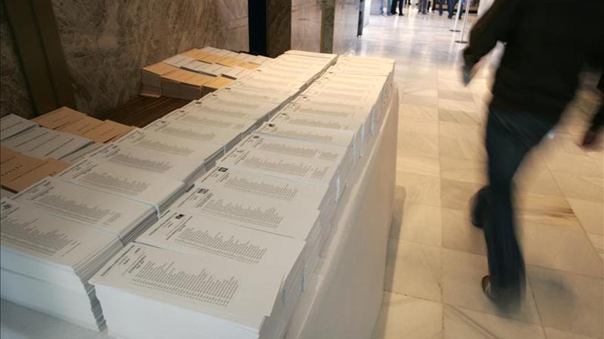 Una treintena de candidaturas se quedan fuera de las elecciones del 20D