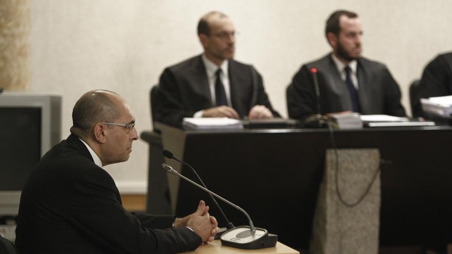 """El juez Silva tras la expulsión por el tribunal de una preferentista: """"Esto es lo que yo quería"""""""