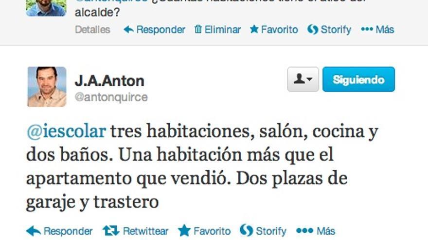 José Antonio Antón Quirce es concejal de Fiestas y Nuevas Tecnologías del Ayuntamiento de Burgos.