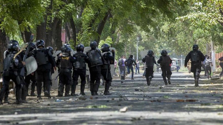 """La CIDH condena el """"recrudecimiento de la violencia"""" en Nicaragua"""