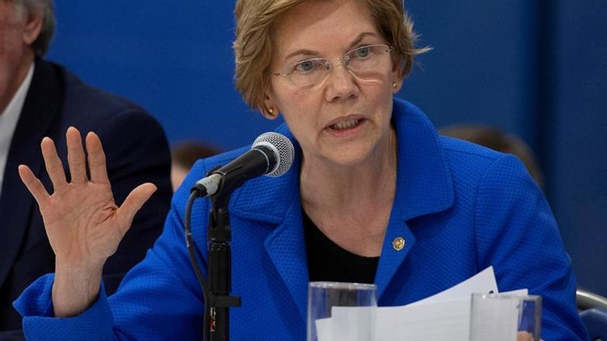 Elizabeth Warren anuncia comité exploratorio de cara a las elecciones del 2020