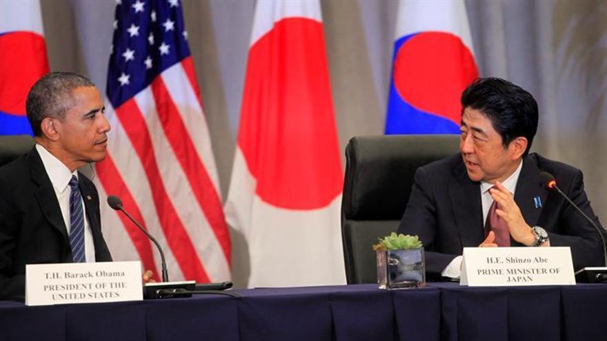 Una mayoría de japoneses quiere que Obama visite Hiroshima este mes