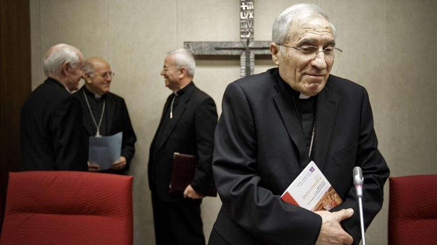 Rouco les dice a los políticos católicos que los principios morales no admiten excepciones